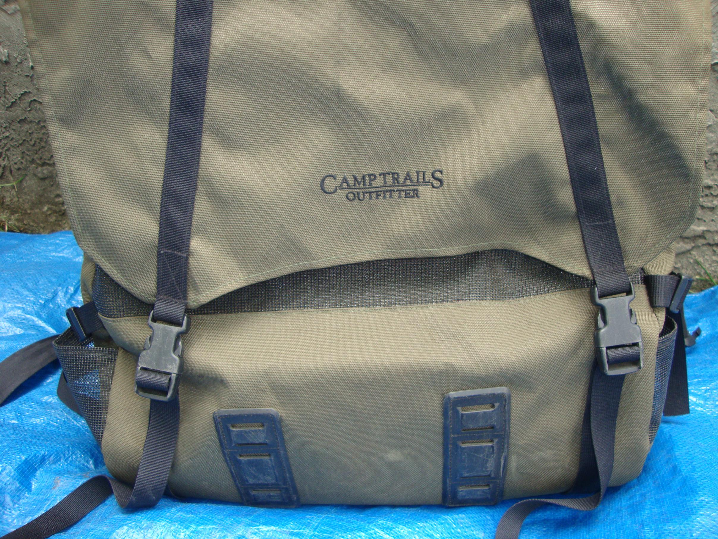 Bwca Camp Trails Outfitter Portage Pack Boundary Waters
