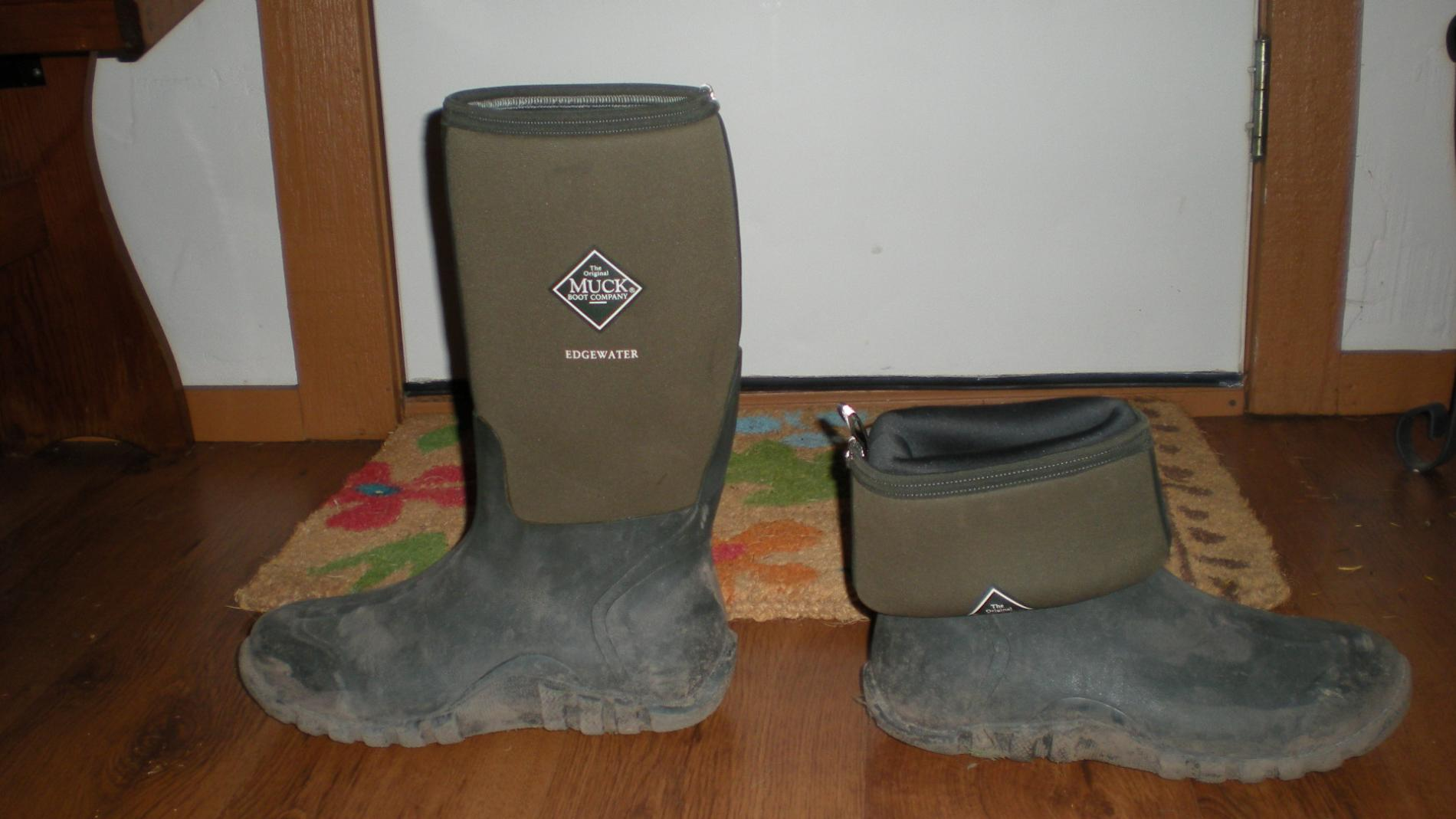 BWCA Knee High Boot Drowings??? Boundary Waters Gear Forum