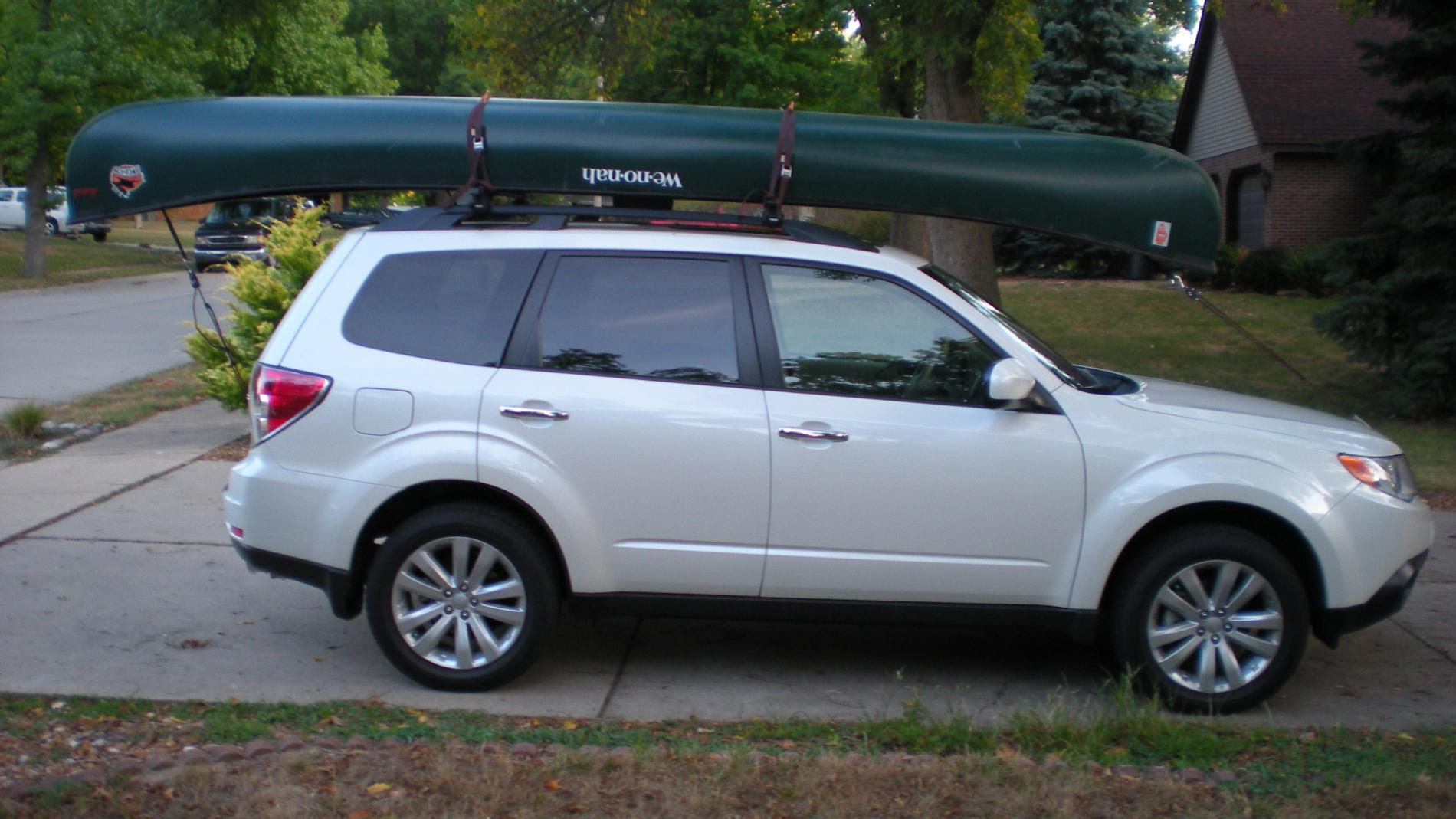 Bwca Anybody Have A Roof Rack For A 4runner Sport