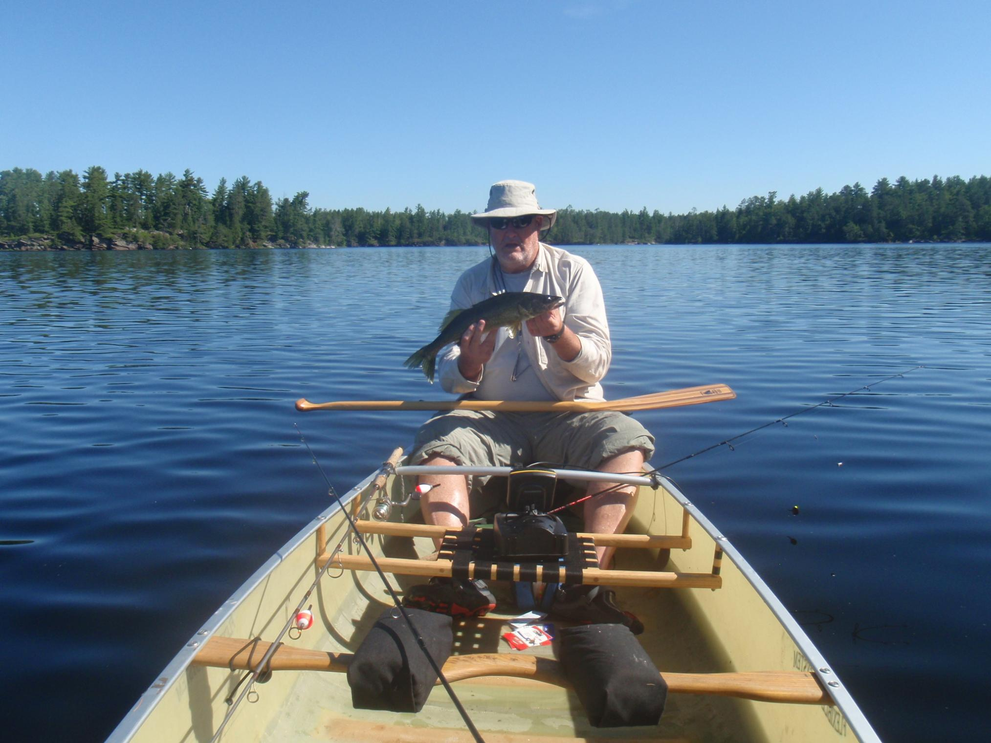 Bwca little indian sioux north boundary waters fishing forum for Devils lake fishing forum