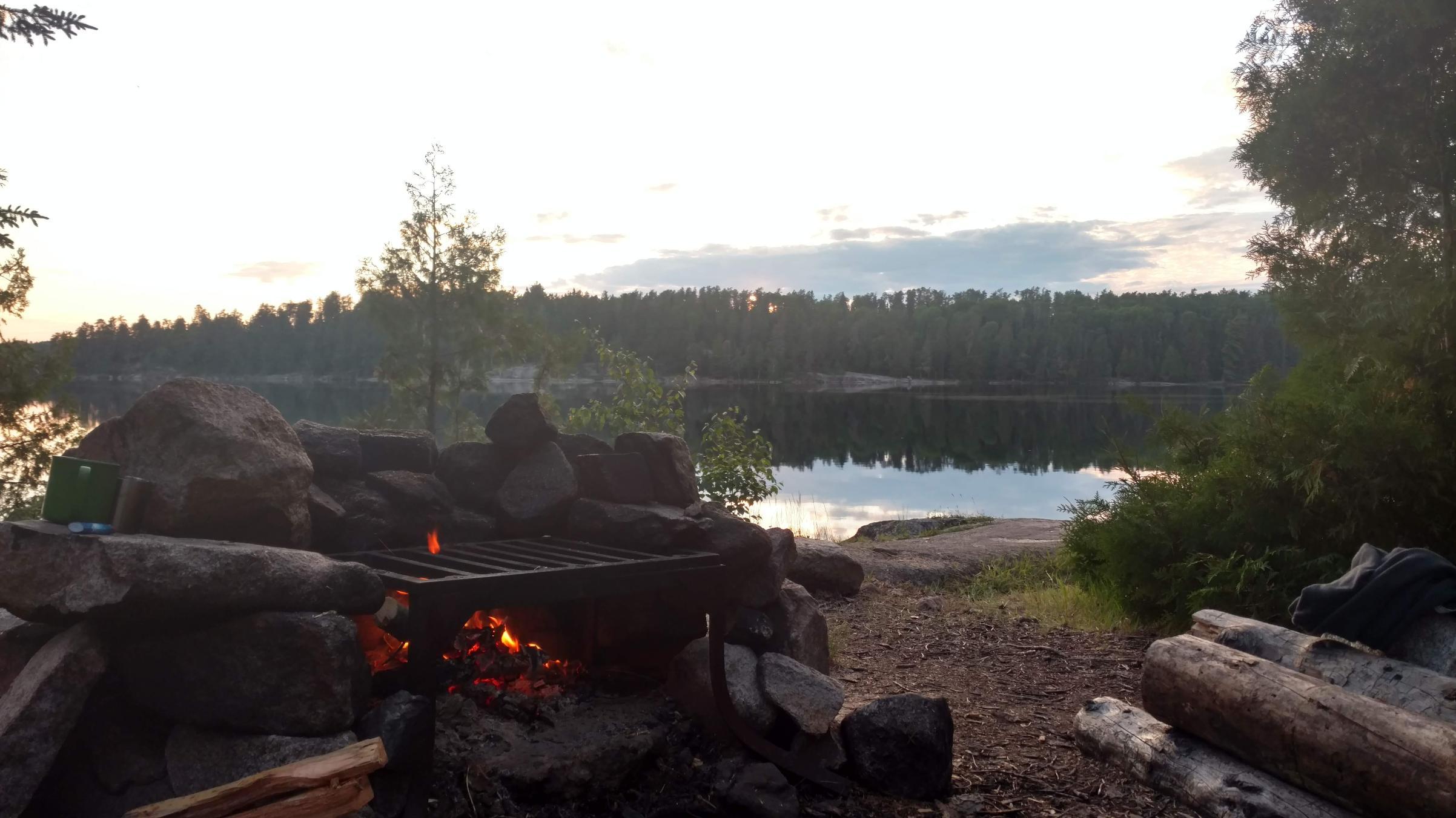 Stuart Lake Campsite