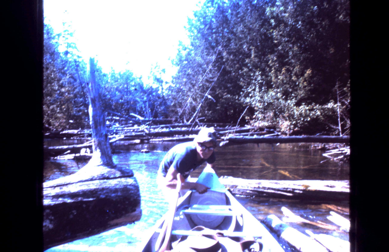 Quetico creek