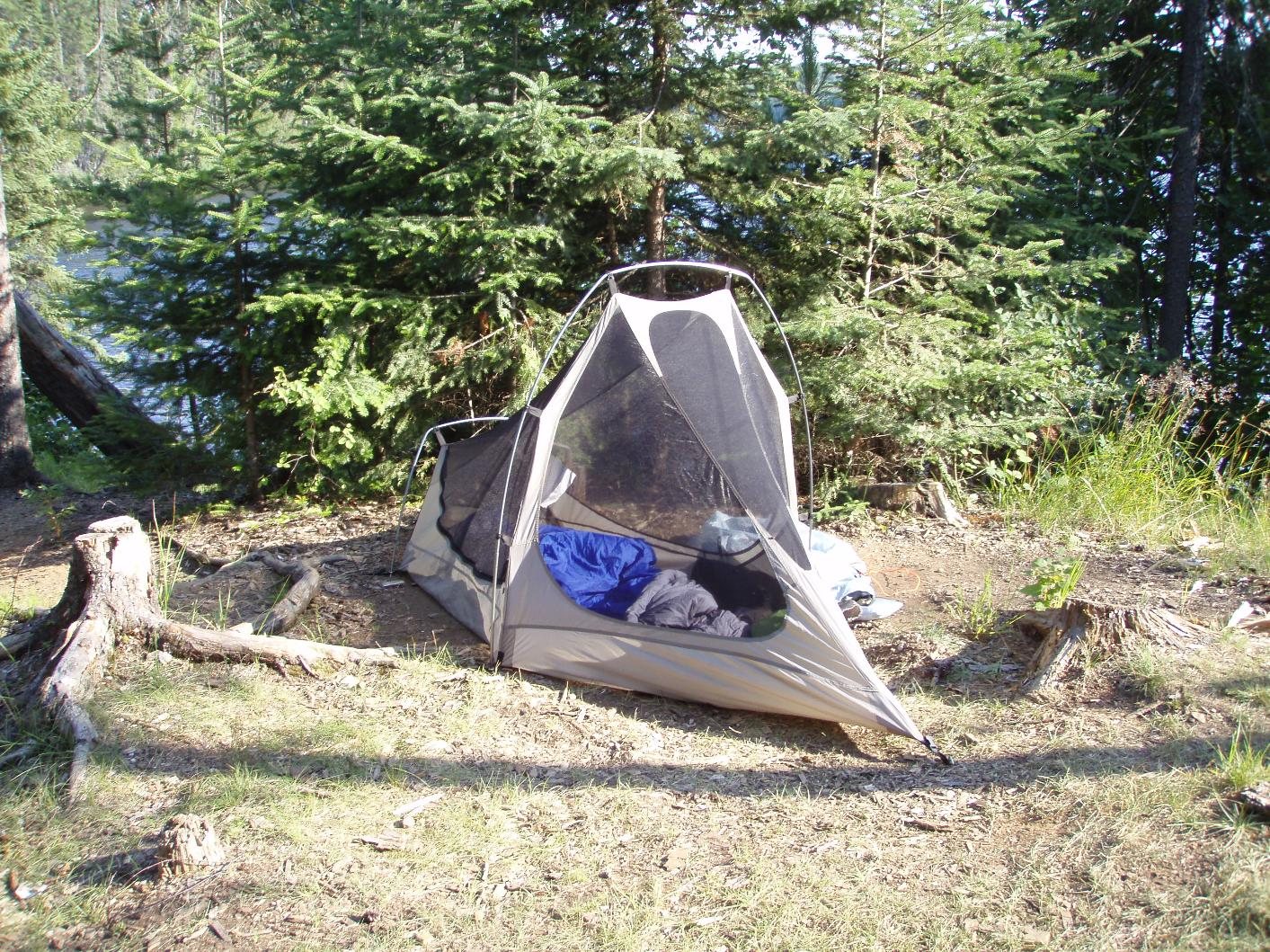& BWCA True solo tent Boundary Waters Private Group Forum: Solo Tripping