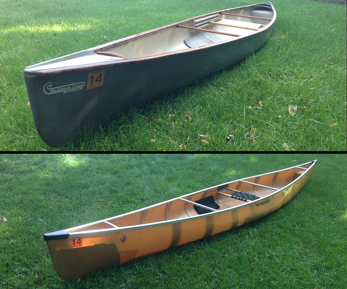 Solo Canoes