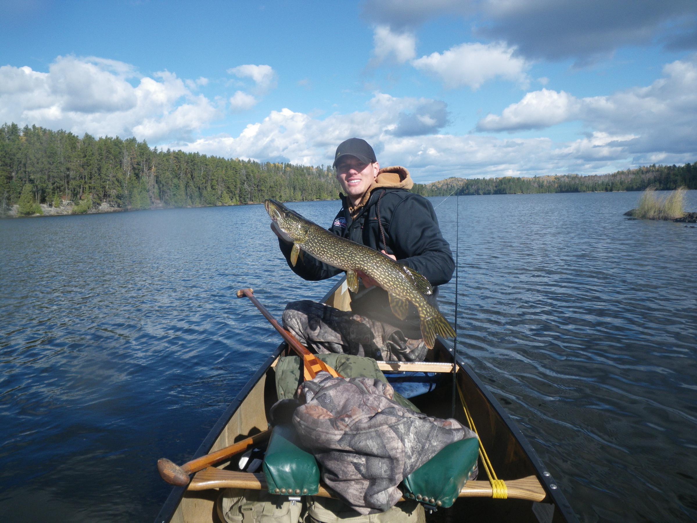 Bwca just got back boundary waters fishing forum for Boundary waters fishing