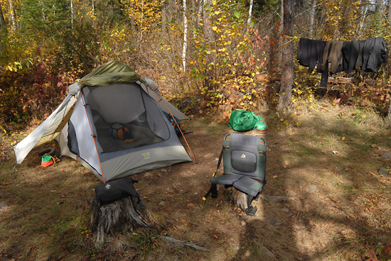 mountain hardware hammerhead 2 tent. lots of head room ventilation is versatile easy set-up. not the lightest @7 pounds. & BWCA Tent advice/recommendation Boundary Waters Gear Forum