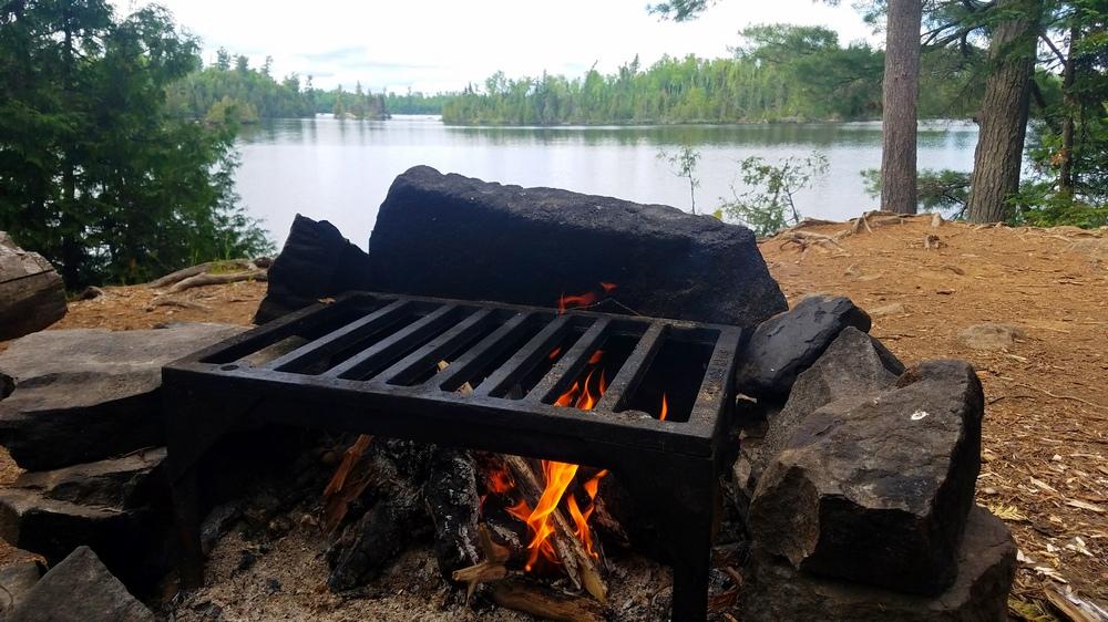 Vista Lake Campfire