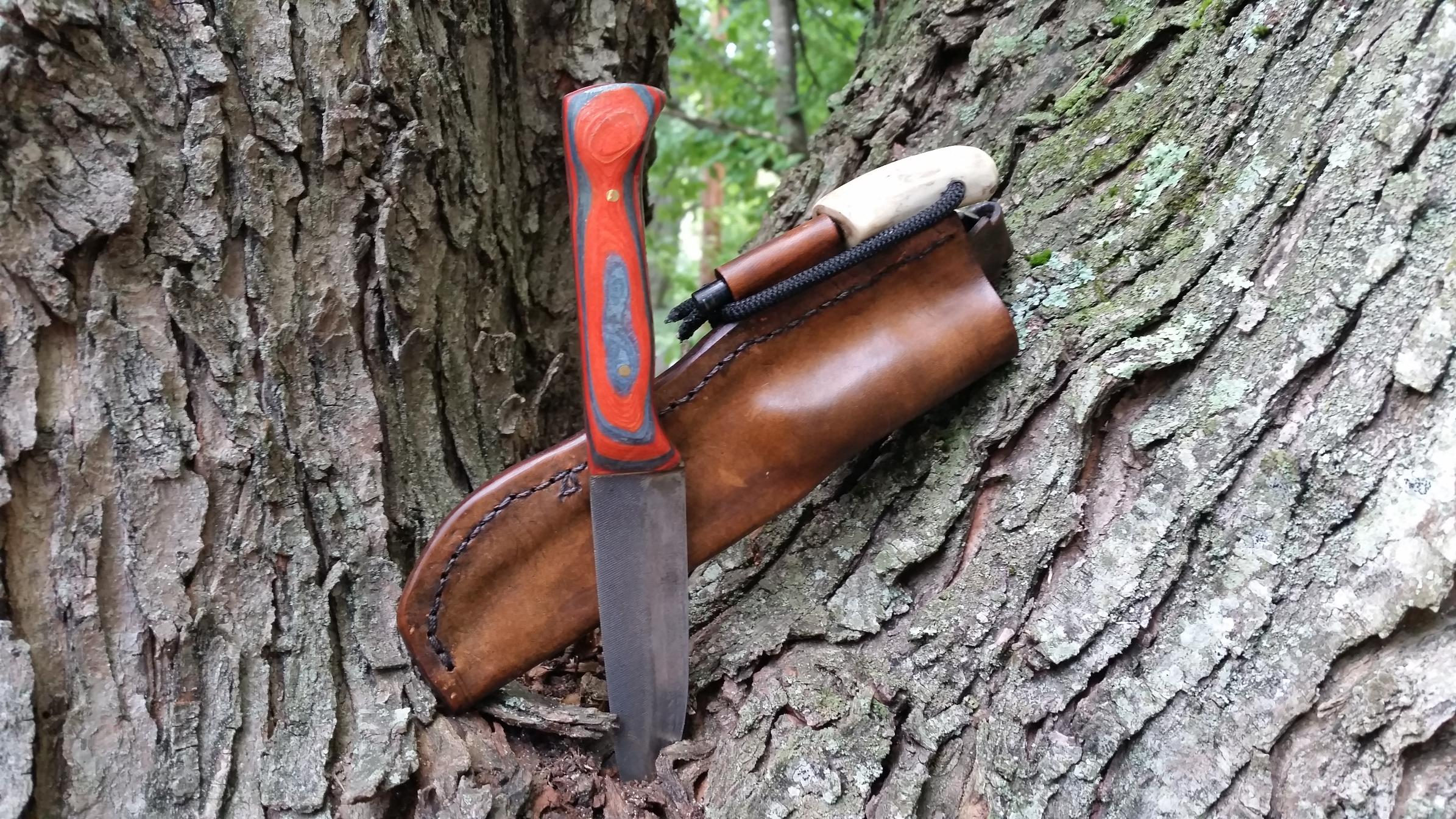 Bwca solo knife s boundary waters private group forum