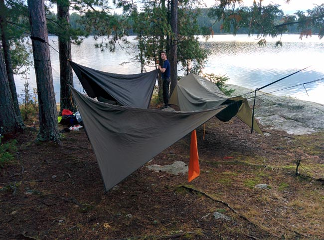bwca warbonnet owners boundary waters private group forum bwca hanging