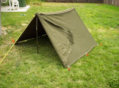Be All You Can Be  : canvas scout tent - memphite.com