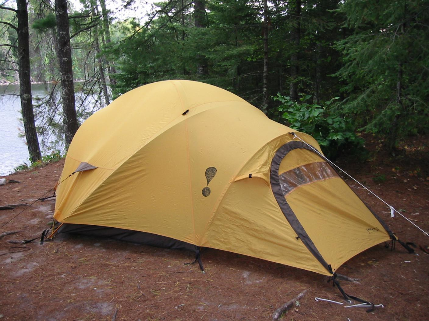 REI to the left Outfitters to the right Boppa.   & BWCA Your Tent? Boundary Waters Gear Forum