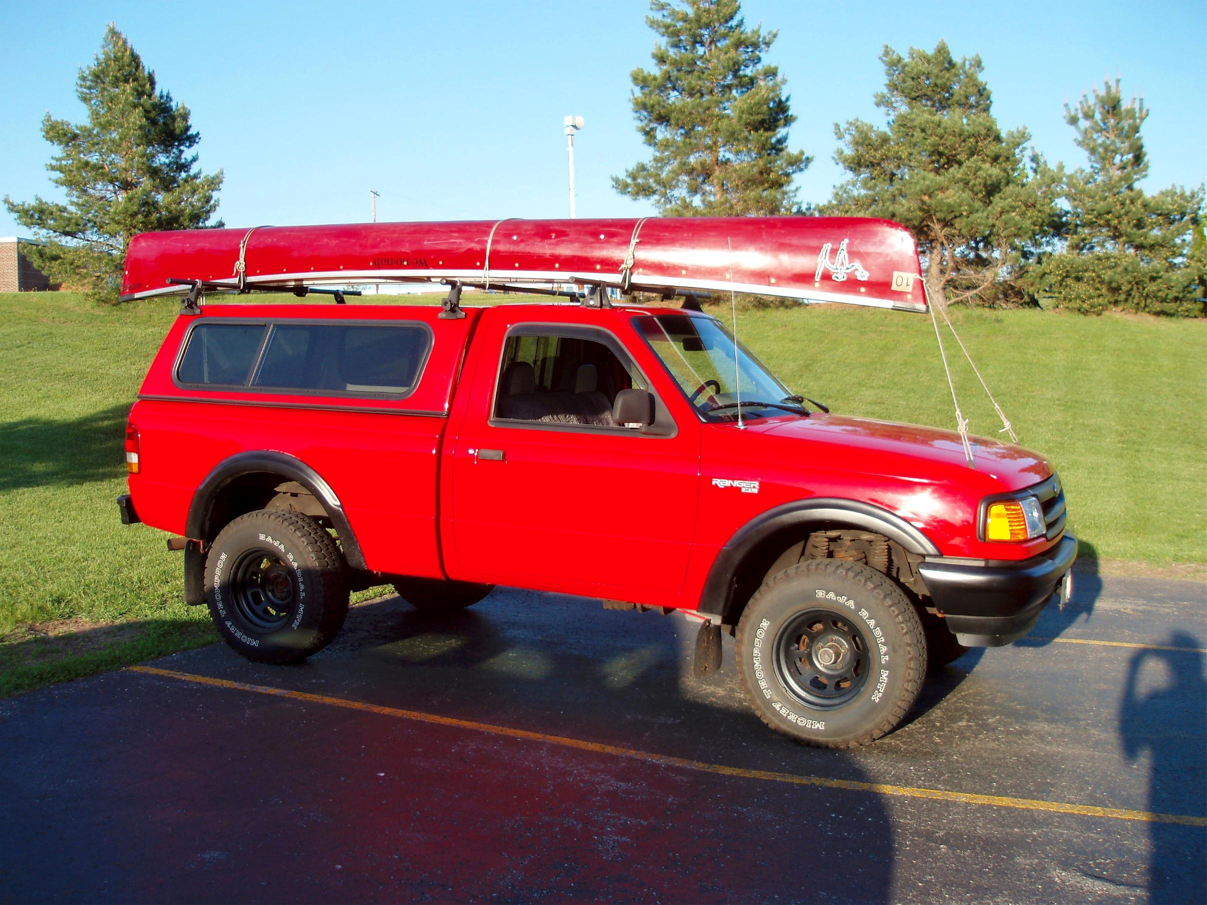 BWCA CrewCab Pickup with Topper Canoe Transport Question Boundary Waters Gear Forum & BWCA CrewCab Pickup with Topper Canoe Transport Question Boundary ...