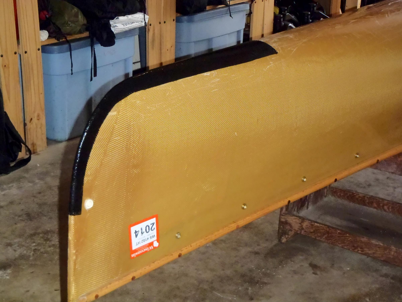 Bwca Skid Plate Keel Easy Or Boundary Waters Gear Forum
