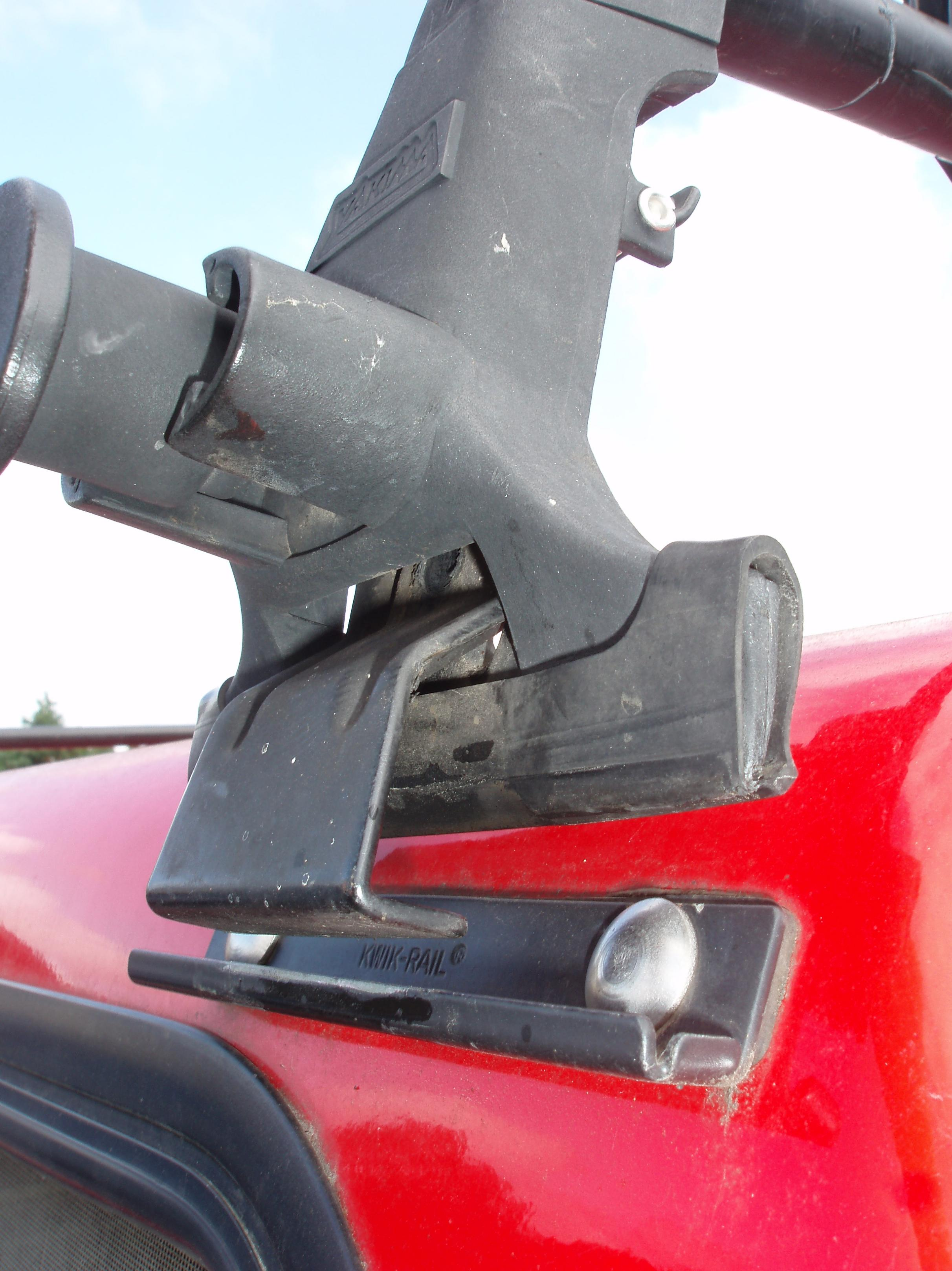 Bwca Canoe Rack Carrier For My Truck Boundary Waters Gear