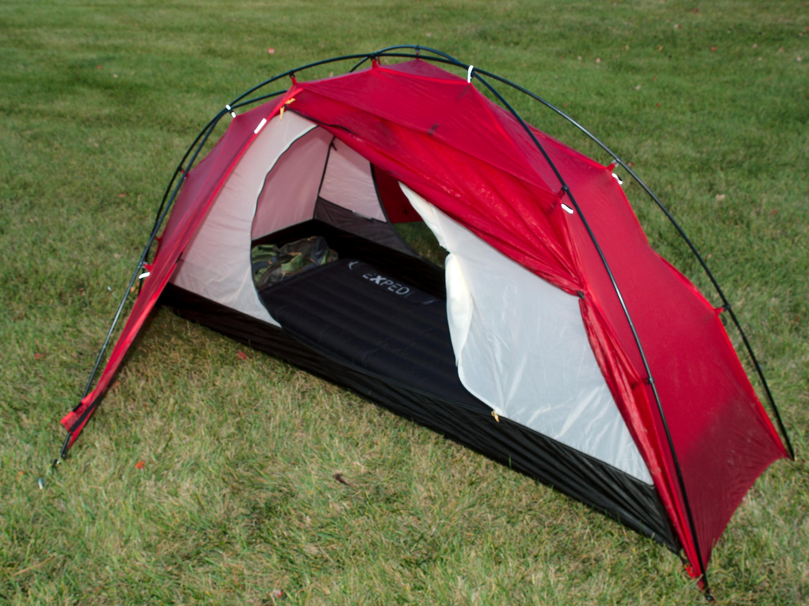 Big Sky International Chinook butthead  & BWCA Solo tent vs. 2 man tent ... what would you take? Boundary ...