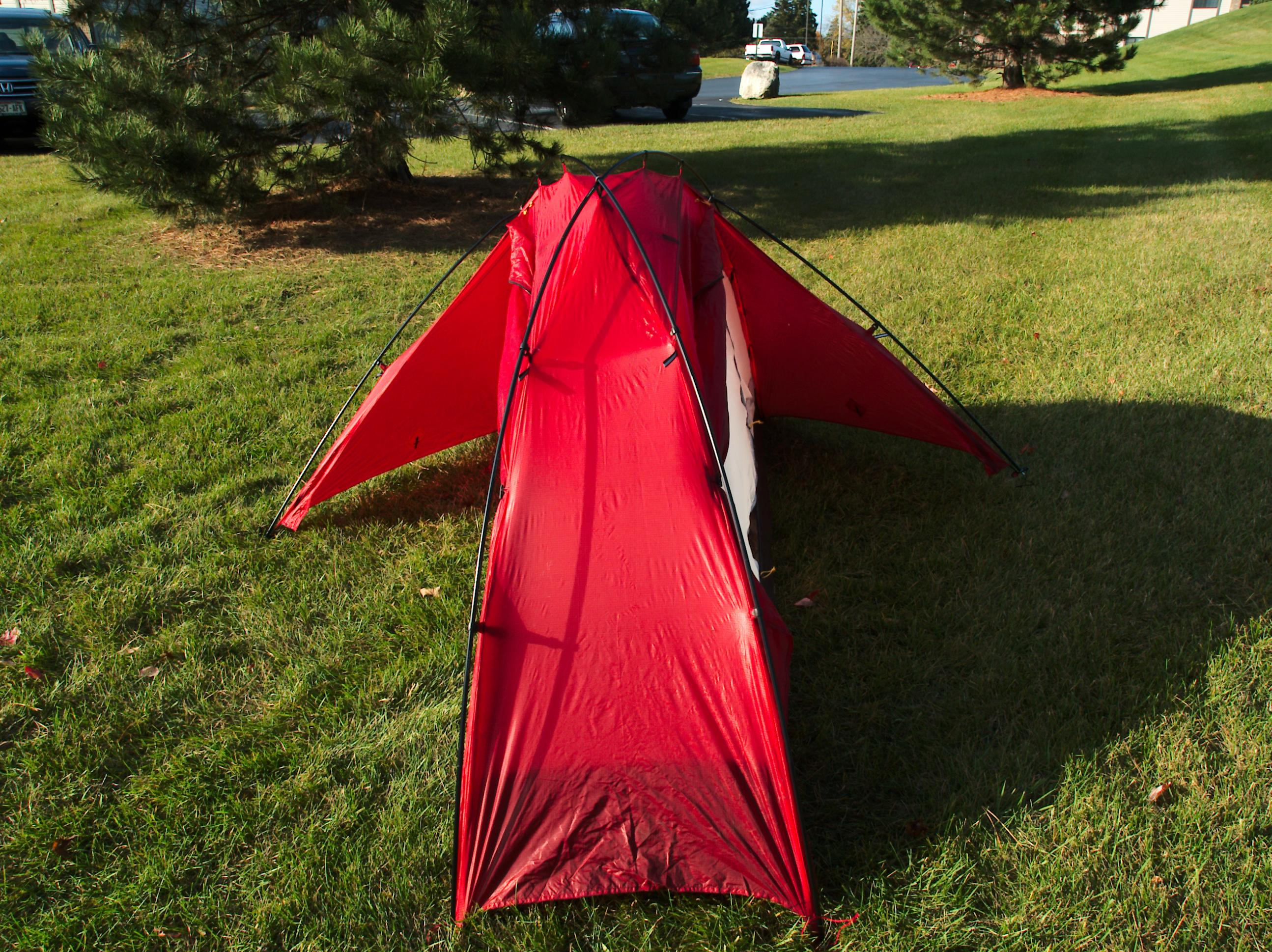 Tom I have been ogling this tent for some time! Listed price optional fabric interior and shorter poleset. A chunk-O-cash yes. Been cleaning out old gear ... & BWCA solo tent preview Boundary Waters Gear Forum