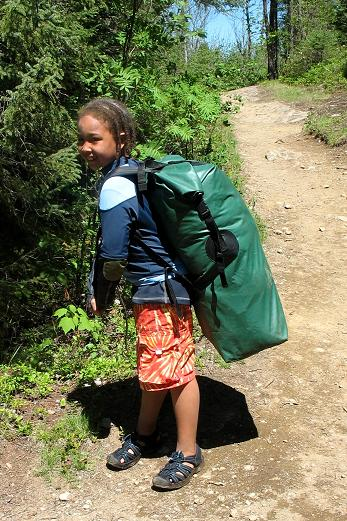 """My favorite (waterproof!) pack for kids to """"train"""" them..."""