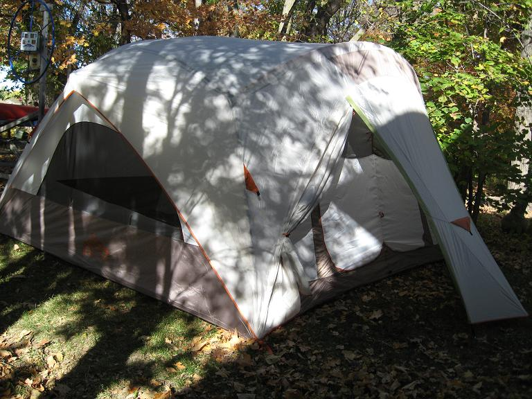 & BWCA Kelty Parthenon Review Boundary Waters Gear Forum