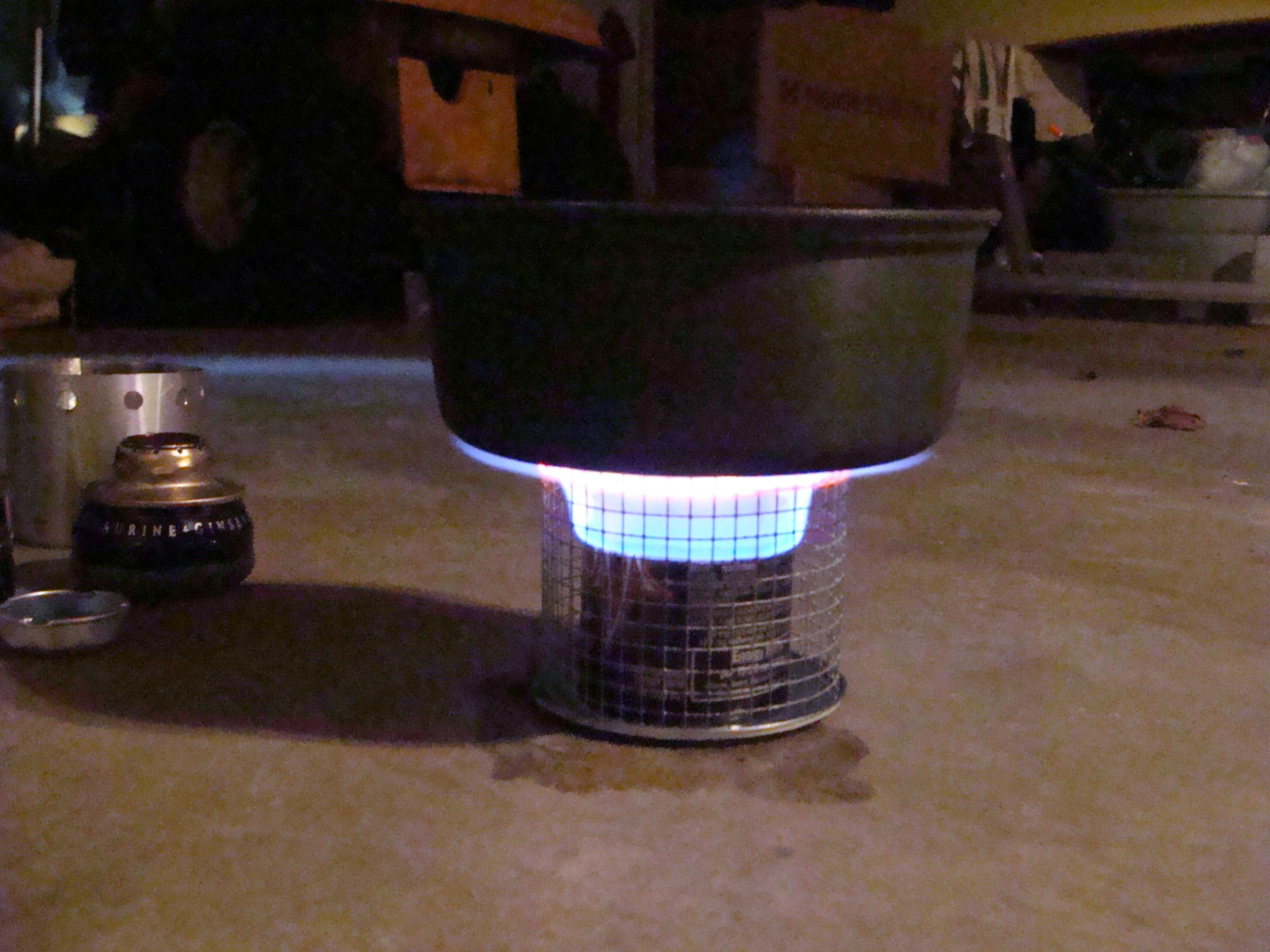 BWCA Alcohol Stoves Boundary Waters Gear Forum