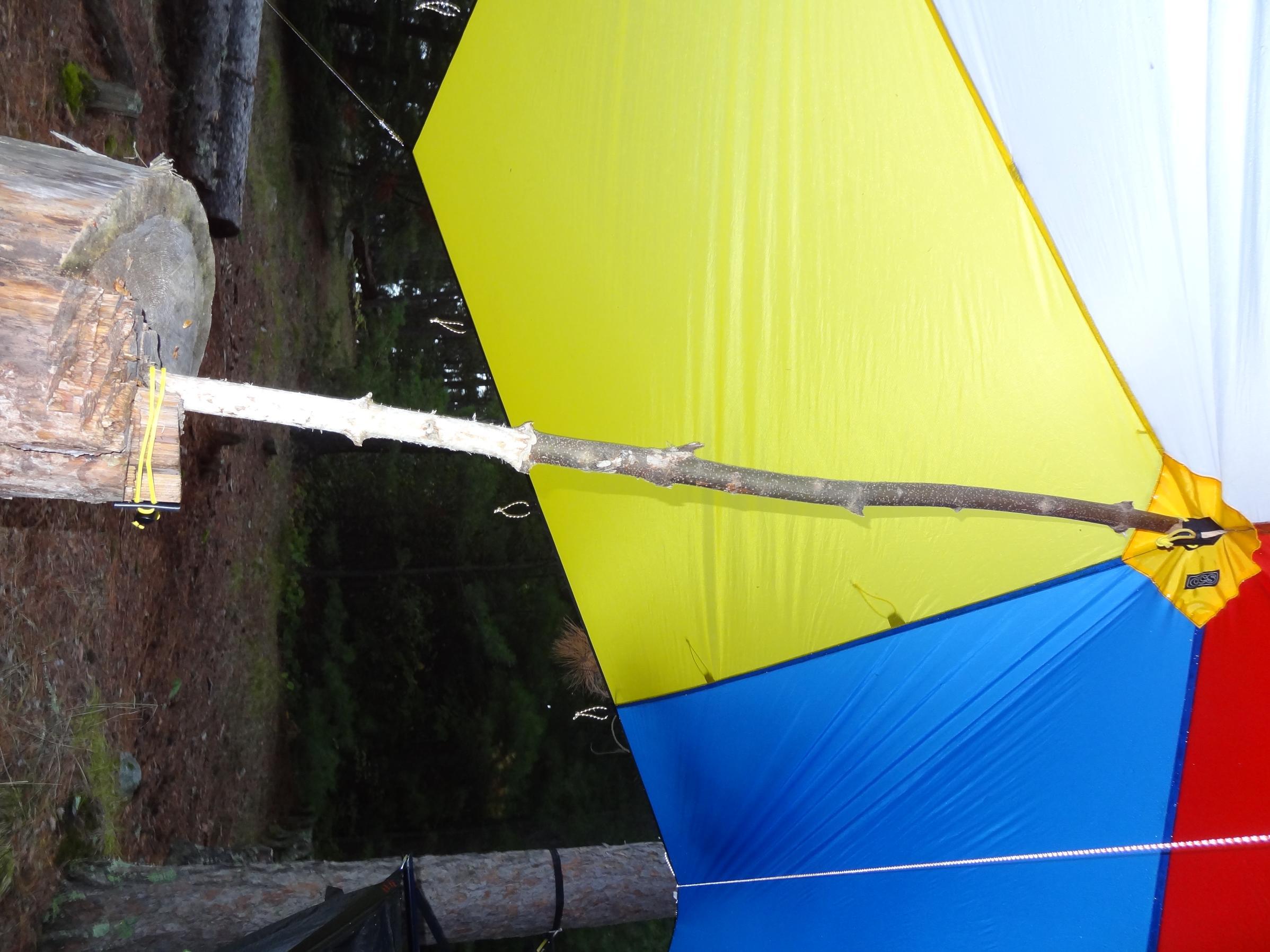 bobbed tarp