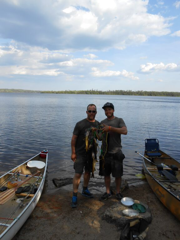 Bwca fishing pics from entry 33 boundary waters fishing forum for Boundary waters fishing