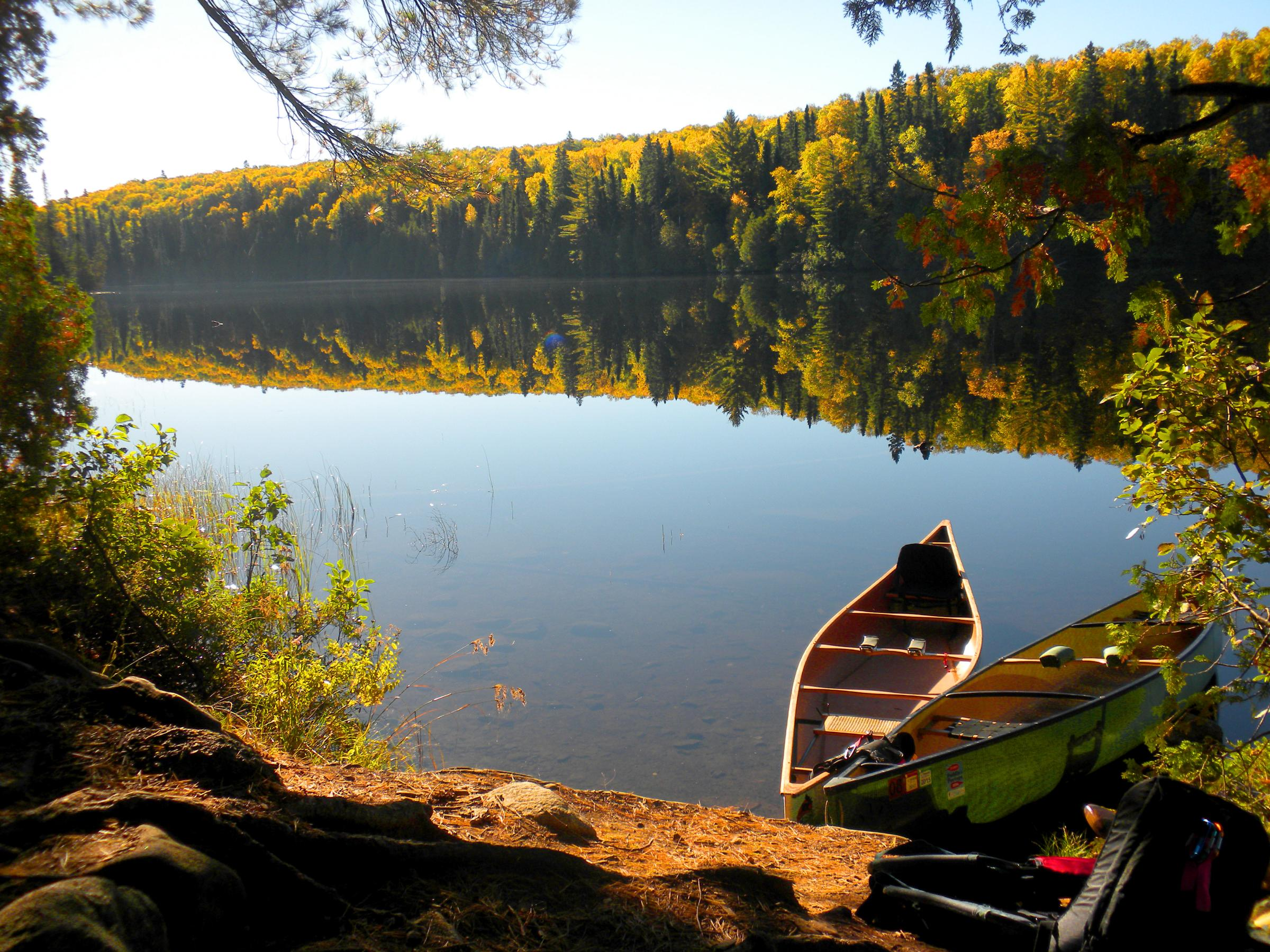BWCA October 2014 Photo Contest Boundary Waters Listening