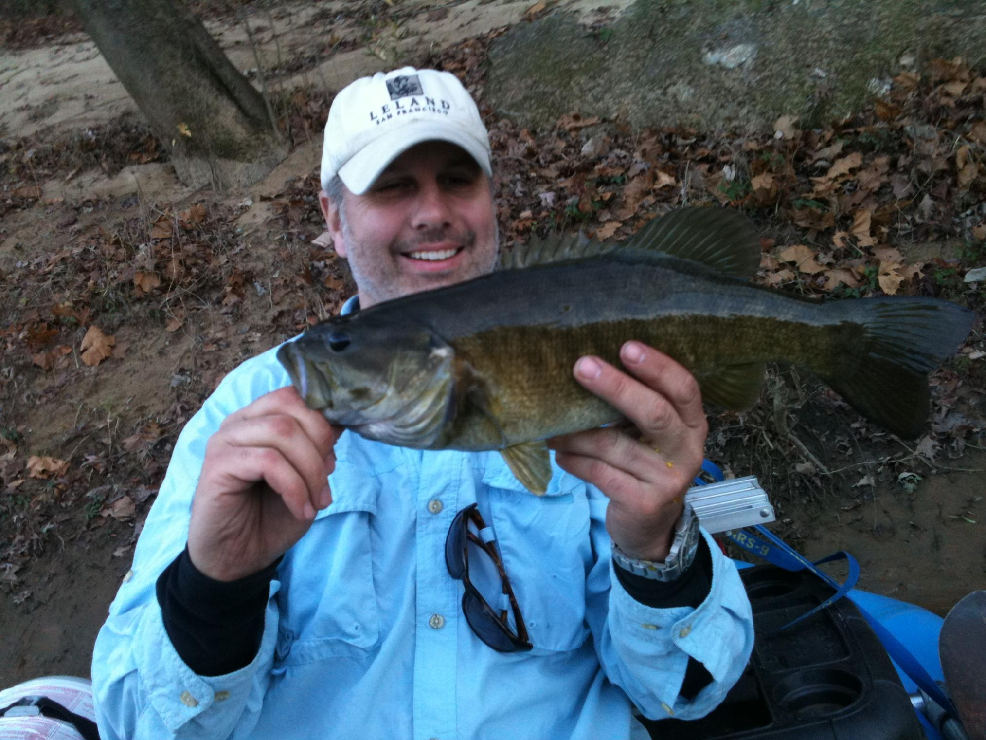 Buffy Smallmouth