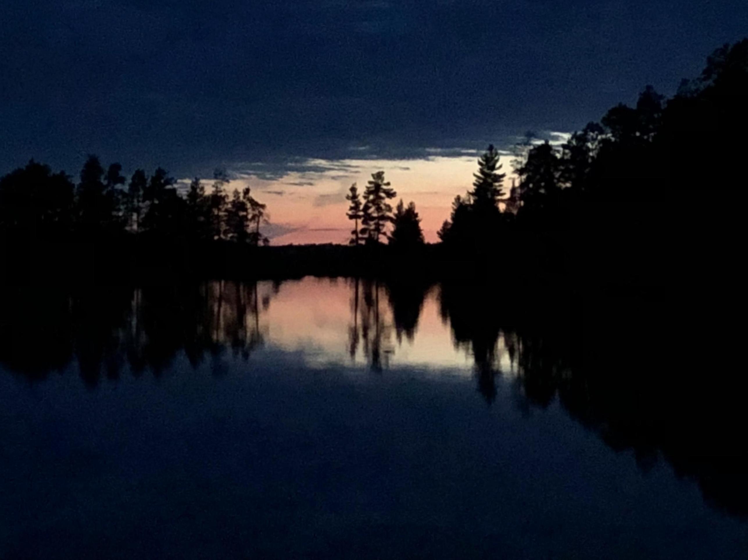 Cummings Lake Sunset