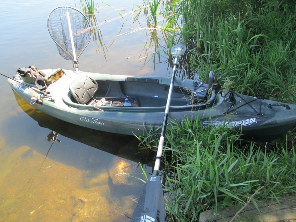 bwca i'm considering buying a fish/depth finder for my canoe, Fish Finder