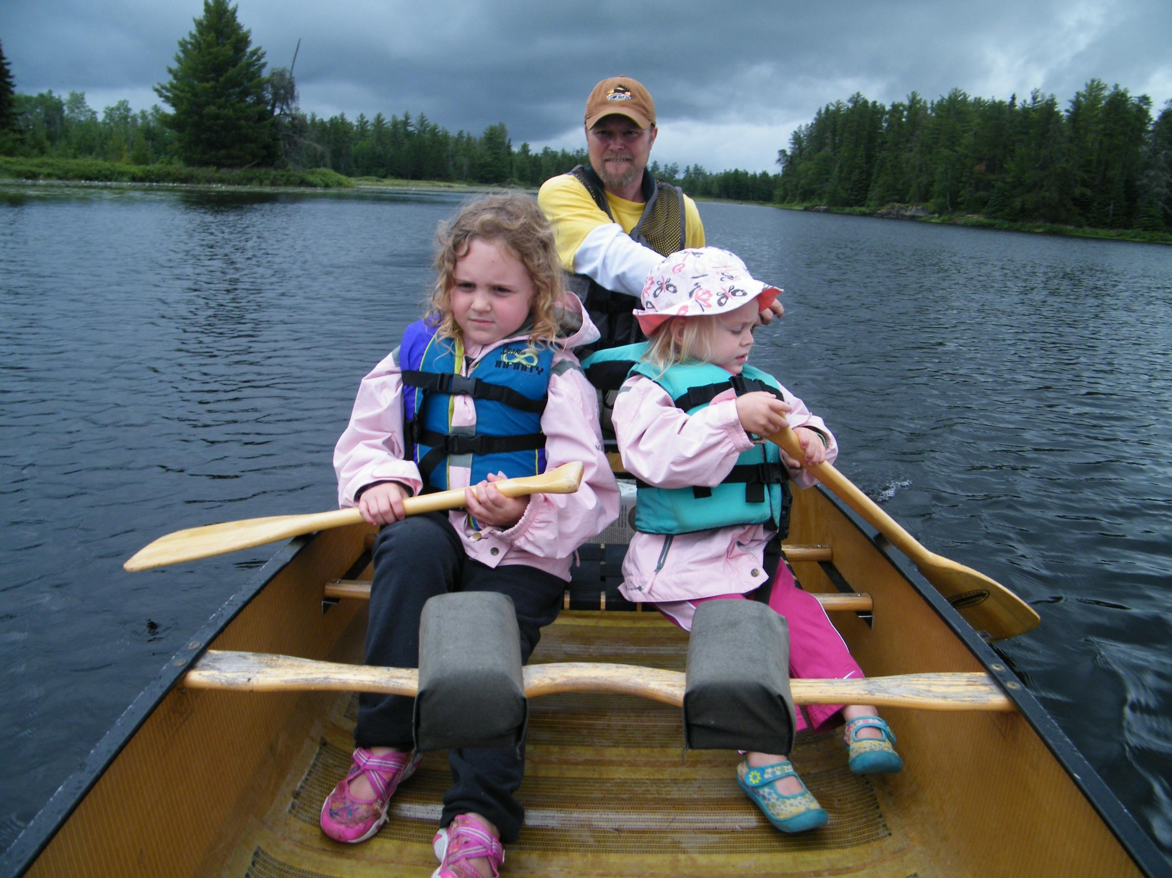 BWCA 2 Kids Side By Boundary Waters Private Group Forum Canoeing With