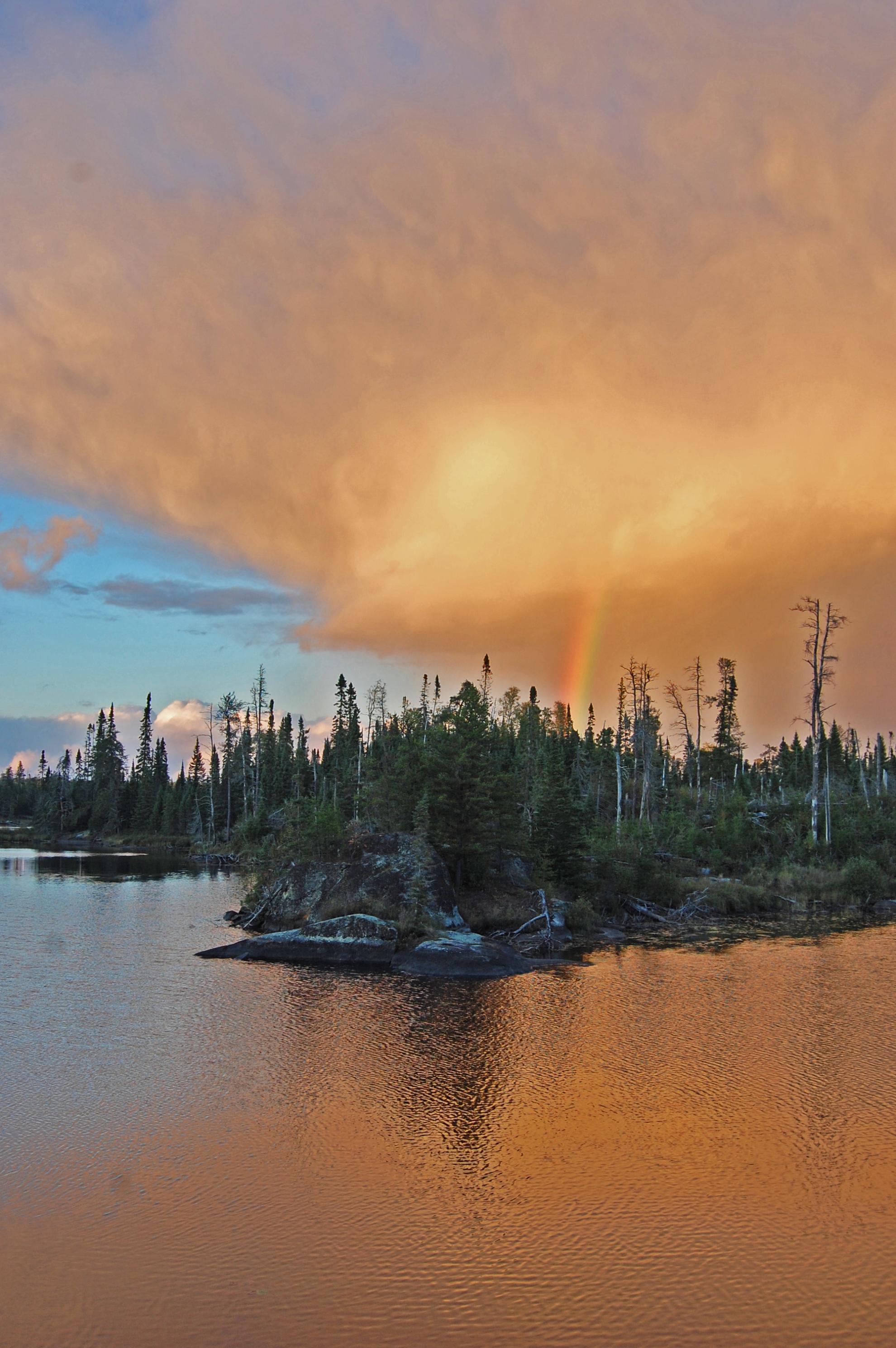 Cross Bay Lake