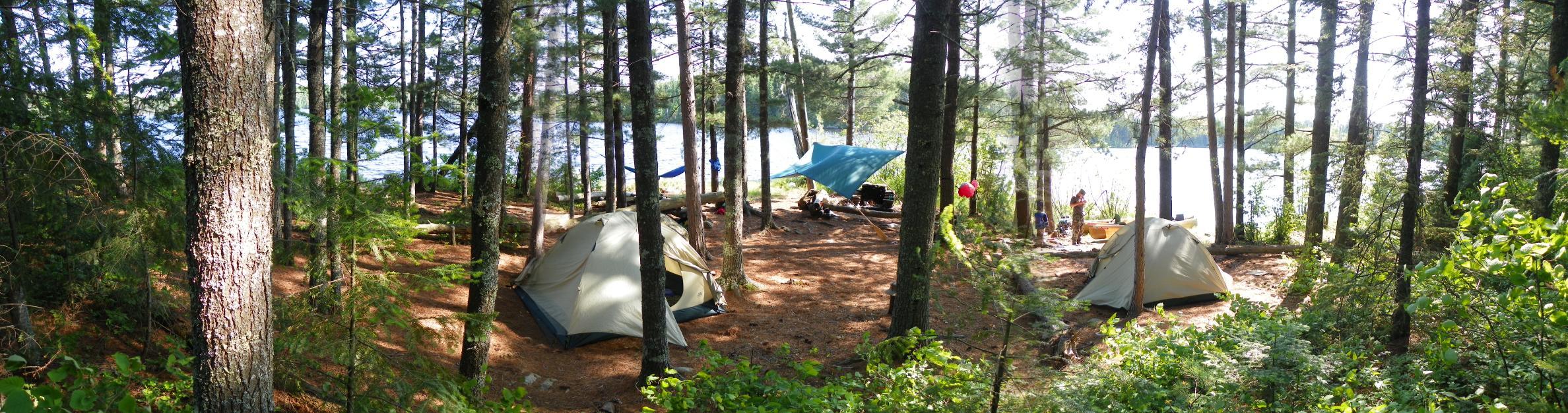 William campsite