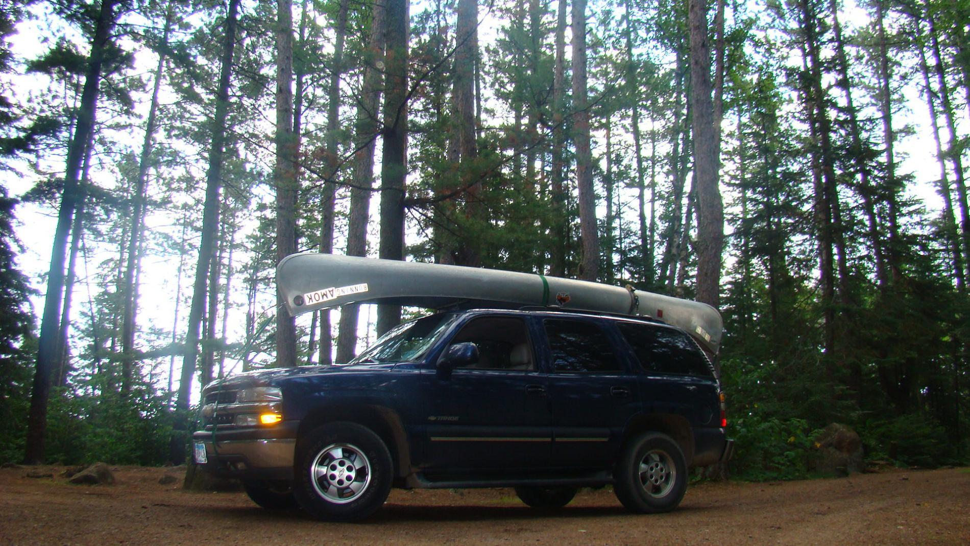 Baker Lake campground
