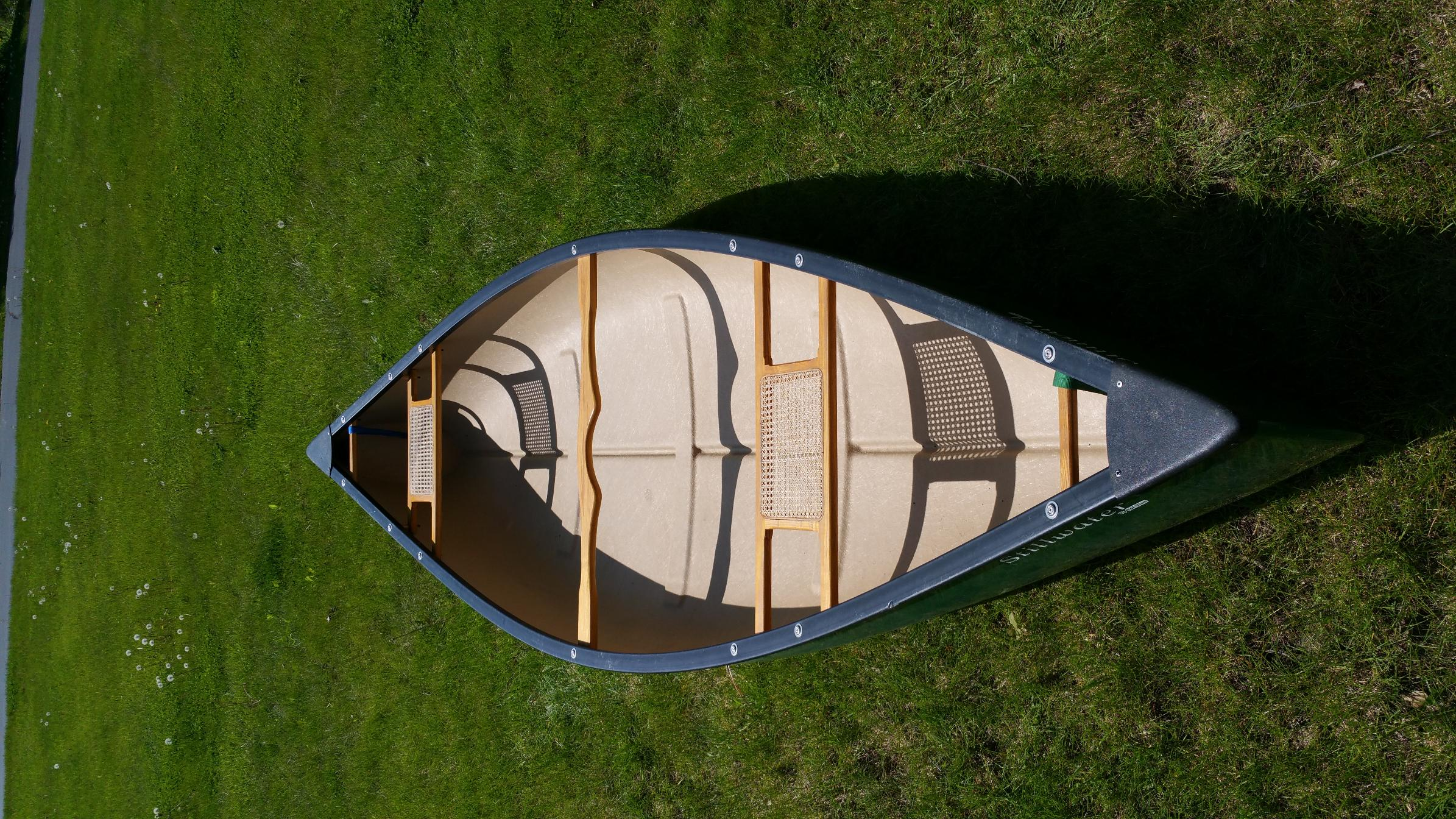 Bwca Old Town Stillwater 12 Canoe For Sale 400 00