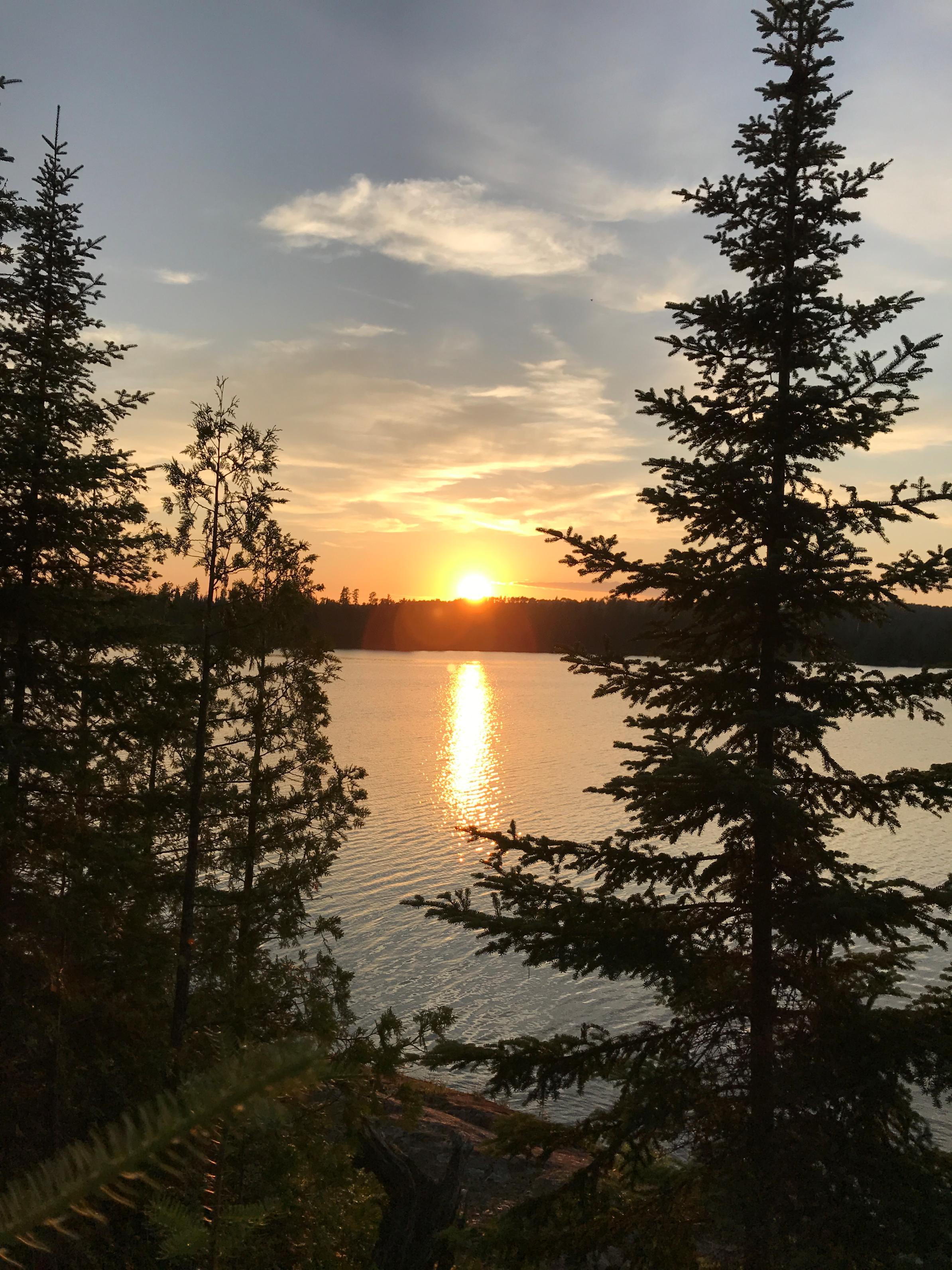 Quetico - Carp Lake