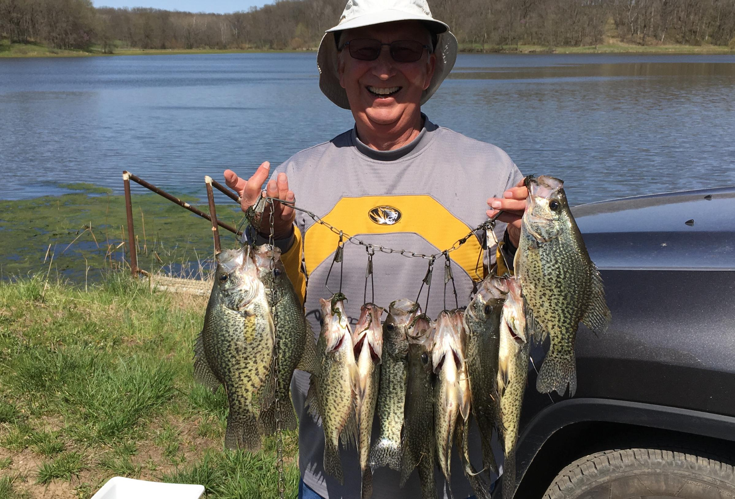 Crappies 2018