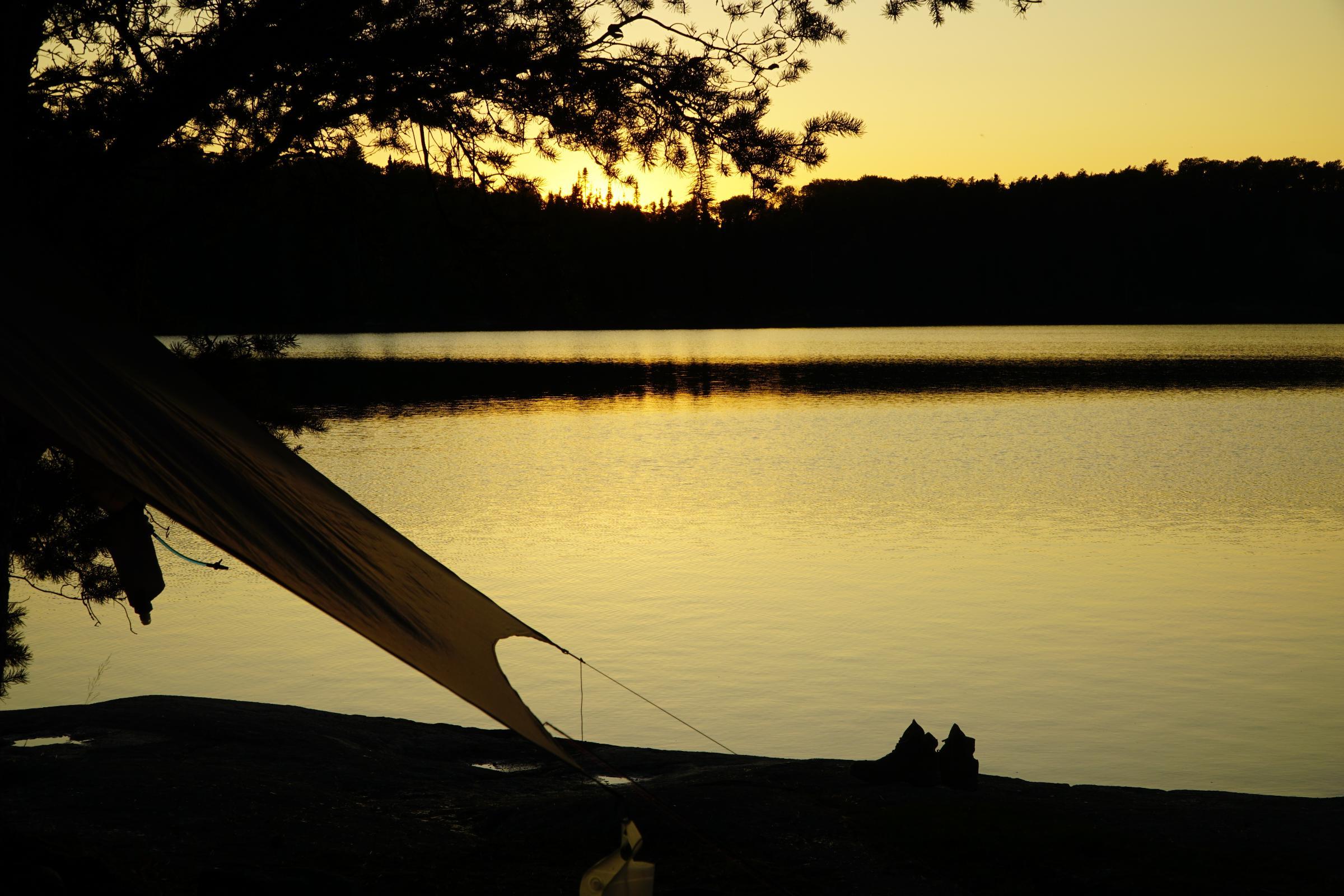 BWCA  Shell lake