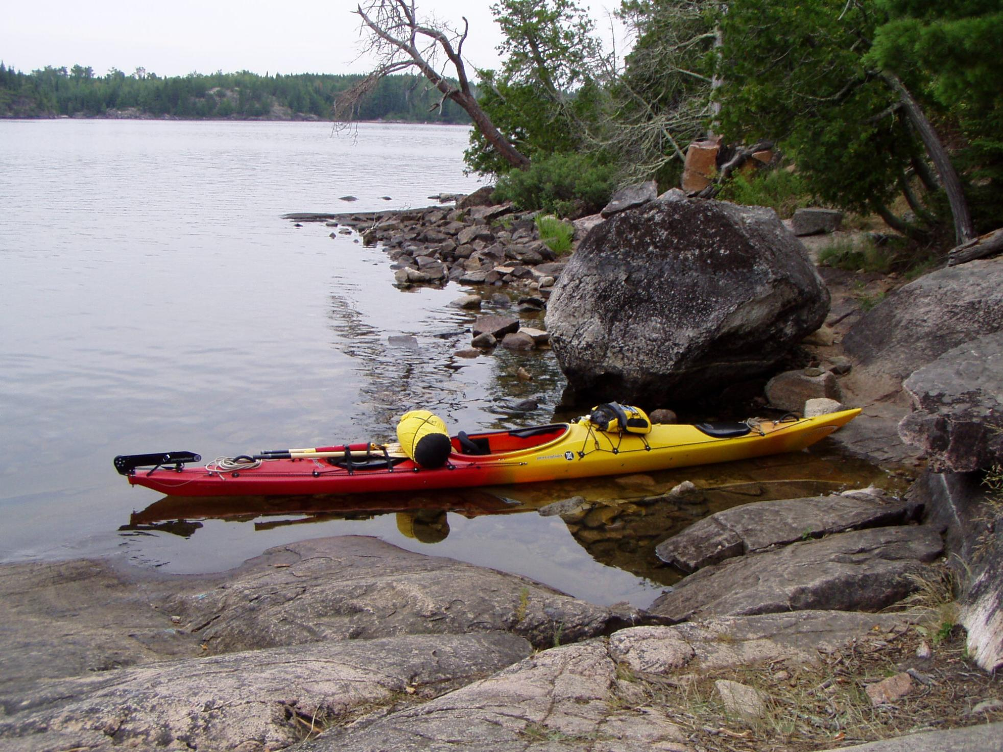 Perception Eclipse  Touring Kayak