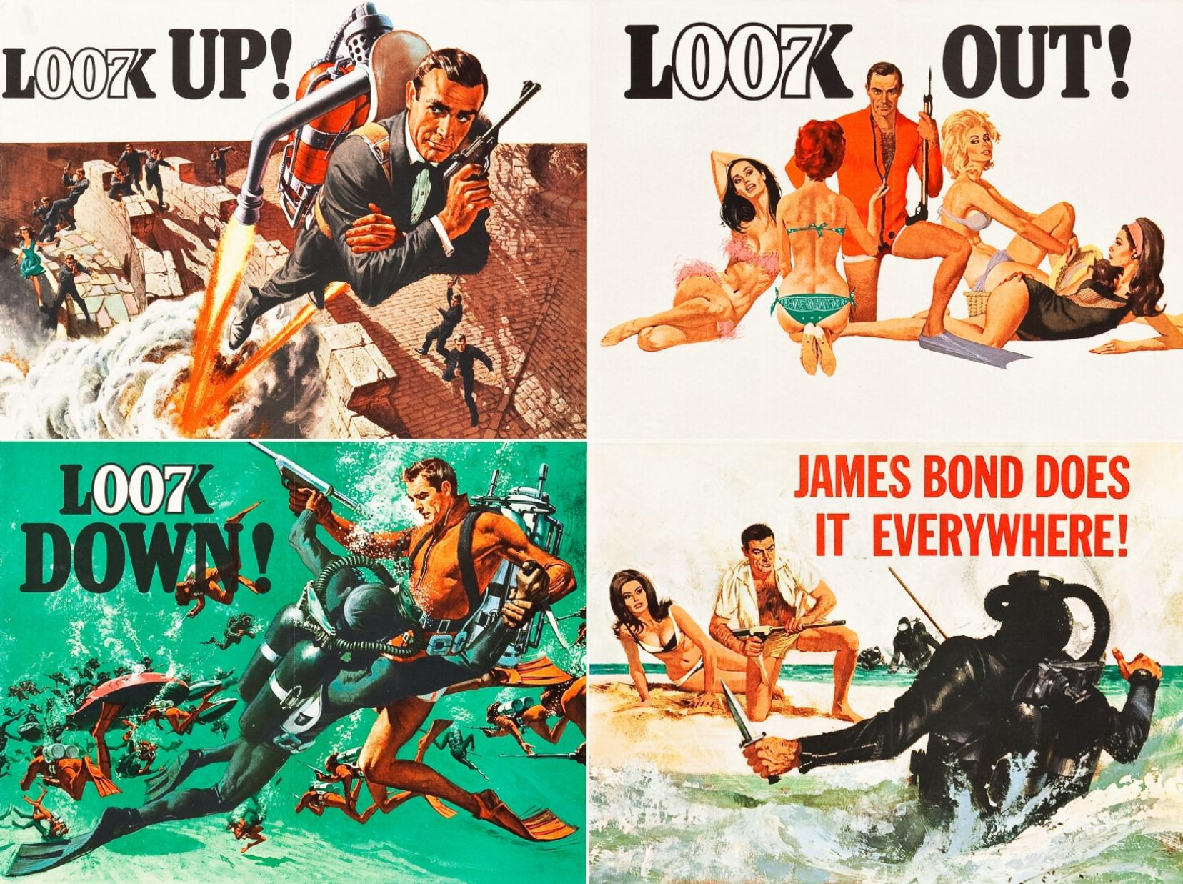 James Bond-Thunderball