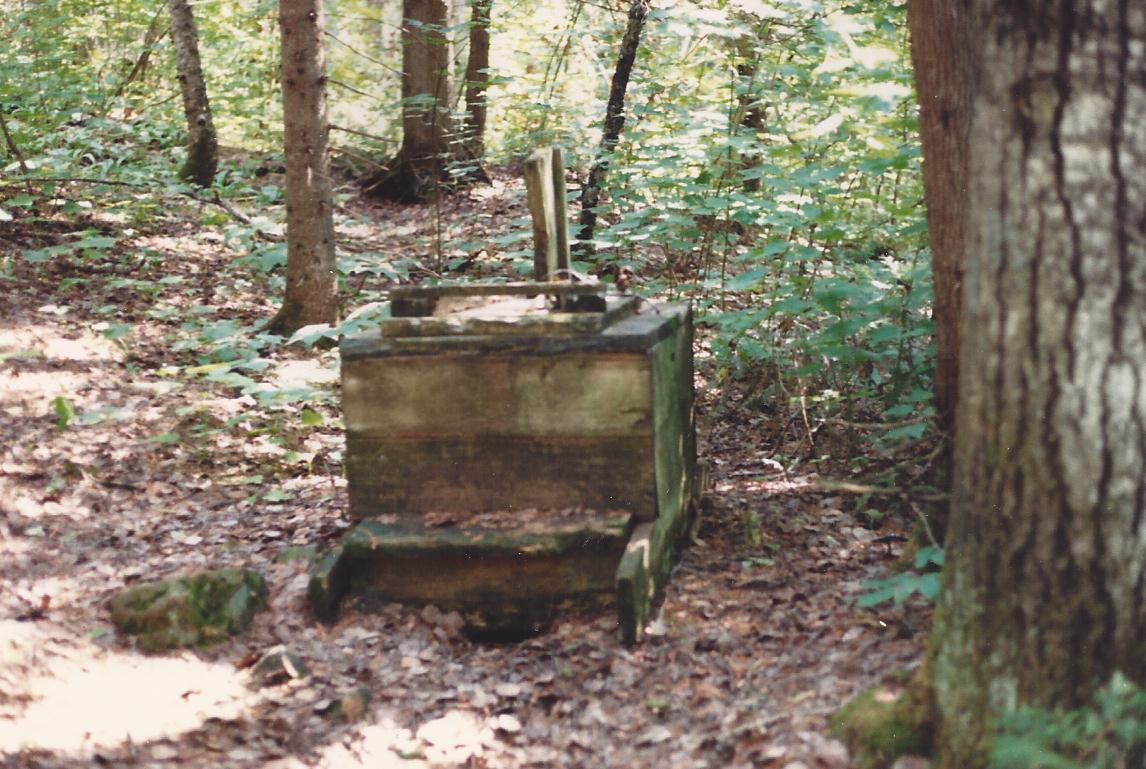 Vintage Thunder Box