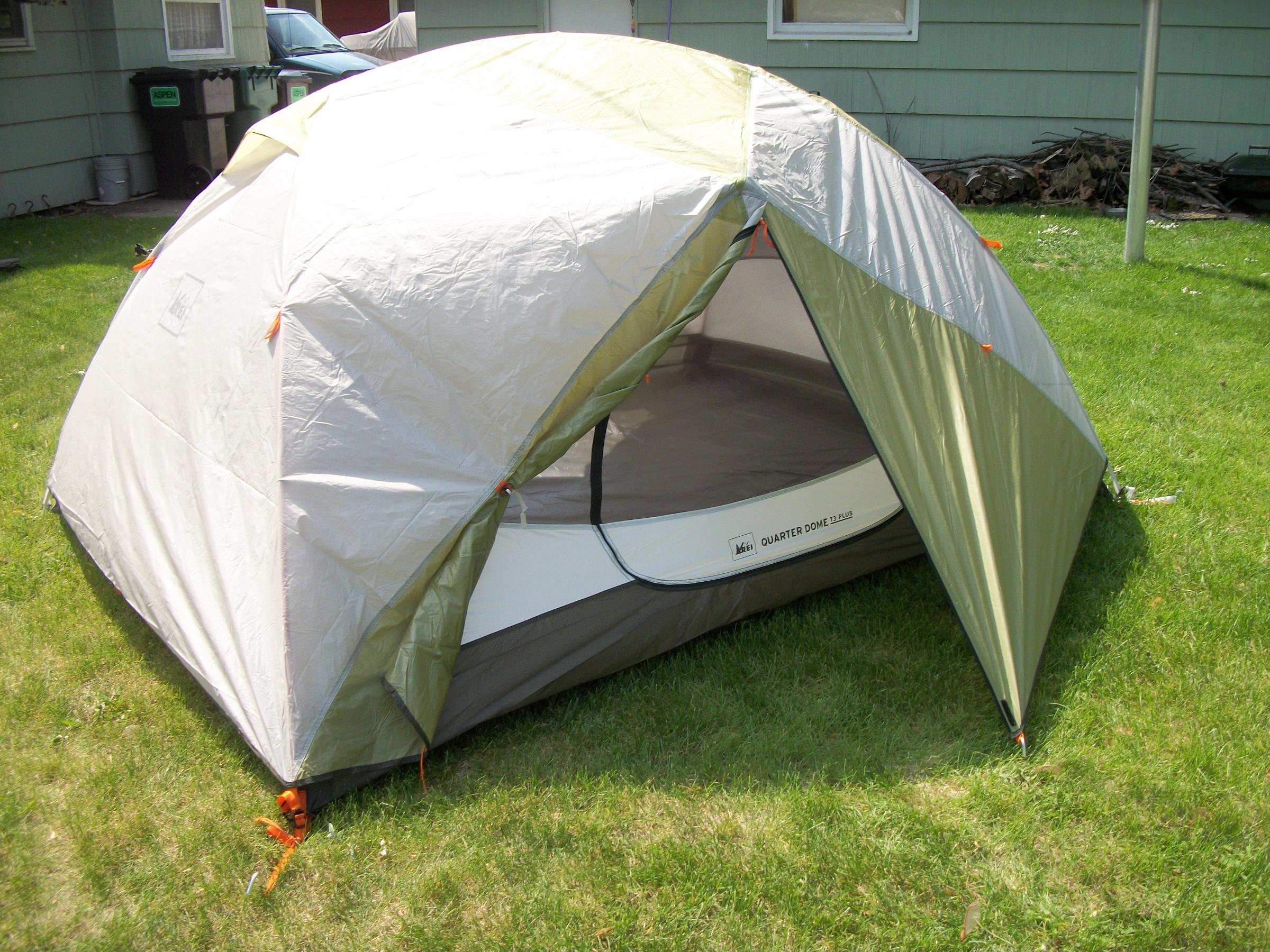 Text & BWCA REI Quarter Dome T-3 Plus tent... Boundary Waters Gear Forum