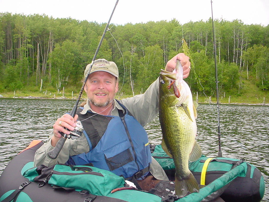 Bwca fishng in burnt or flame lake boundary waters fishing for Boundary waters fishing