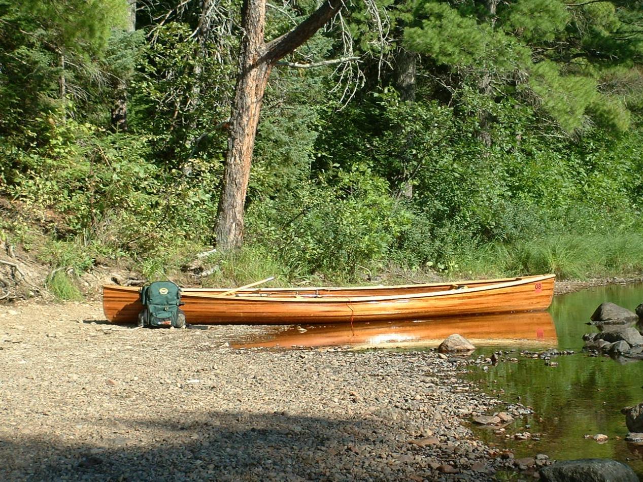Lake One Portage