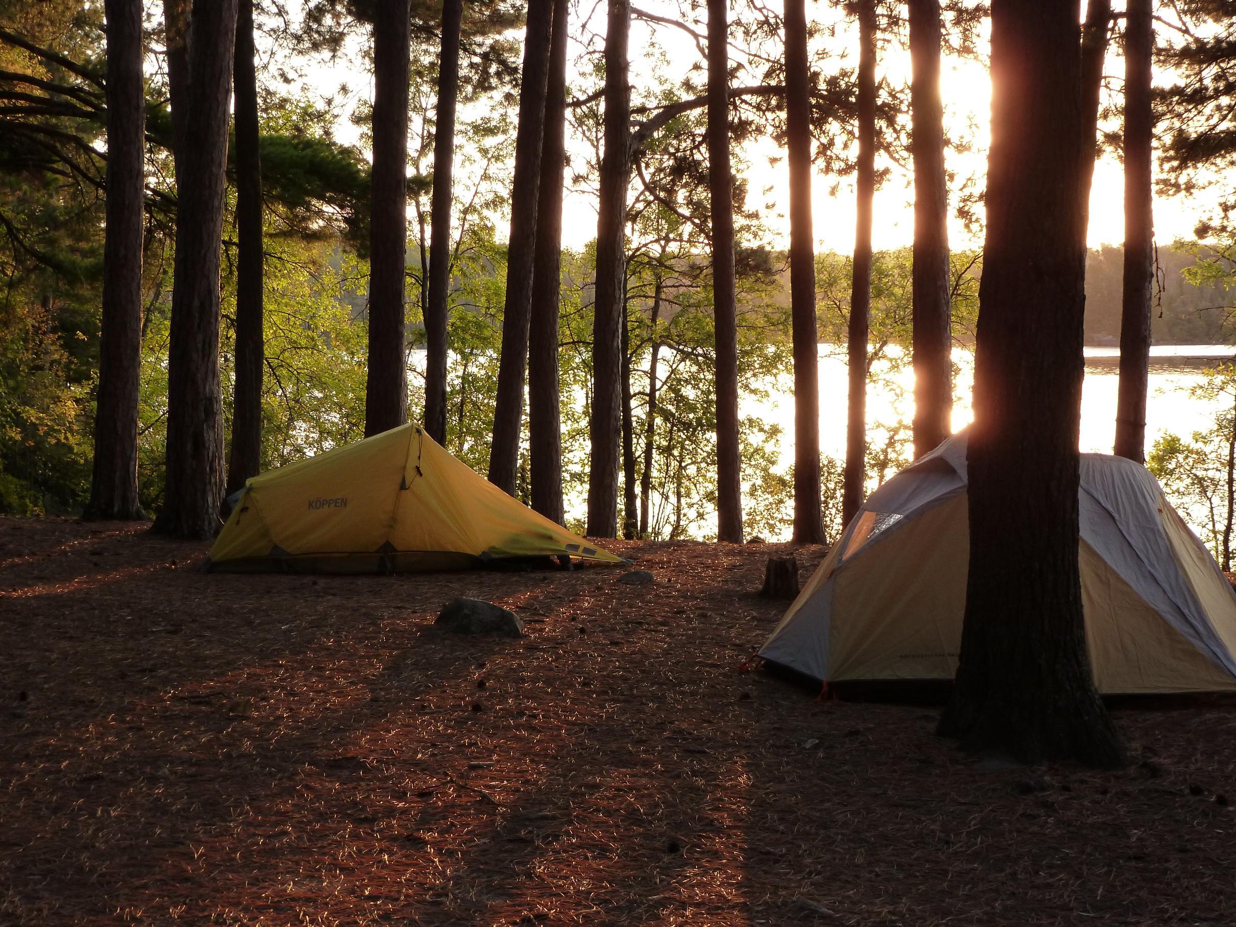 2 of my tents. Koppen ... & www.BWCA.com Photo Forum BWCA BWCAW Quetico Park
