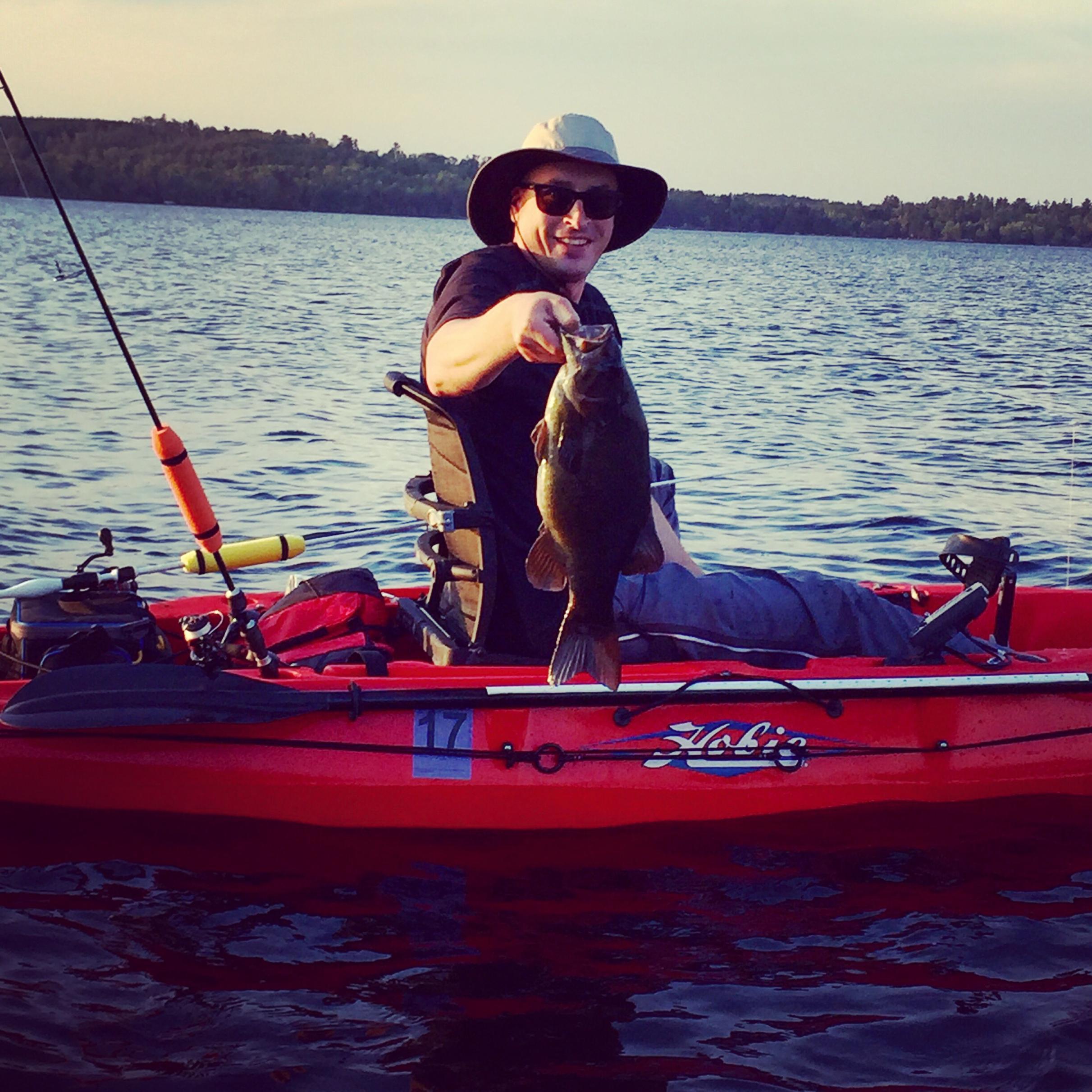 Bwca kayak fishing boundary waters fishing forum for Canoe vs kayak fishing