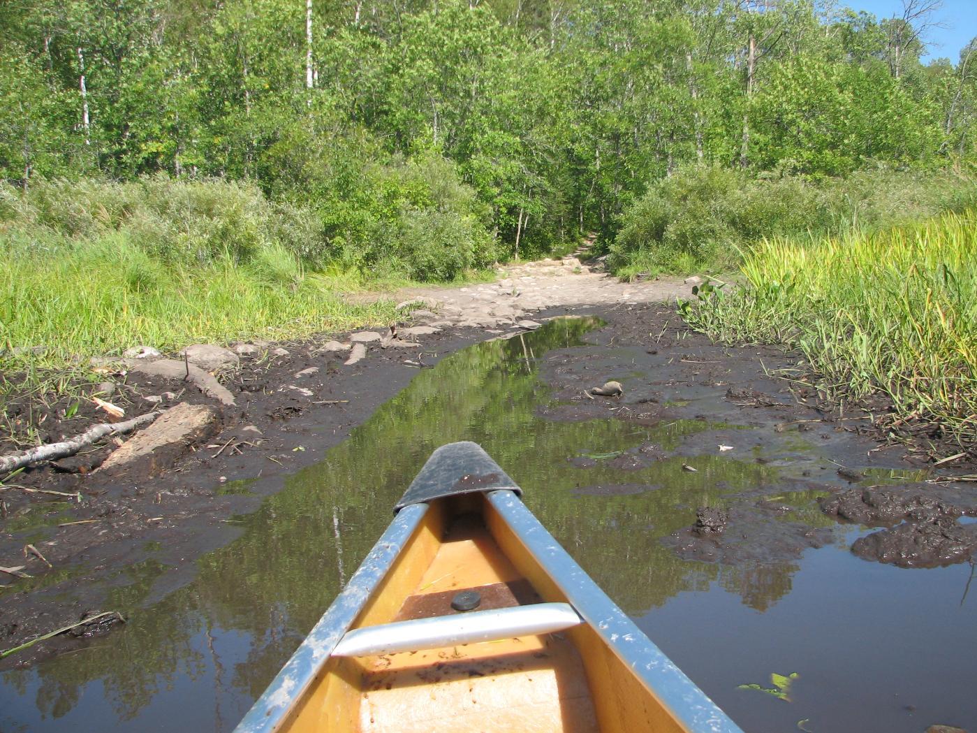 Mud Portage