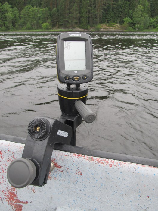 bwca fish finders, who uses them? boundary waters gear forum, Fish Finder