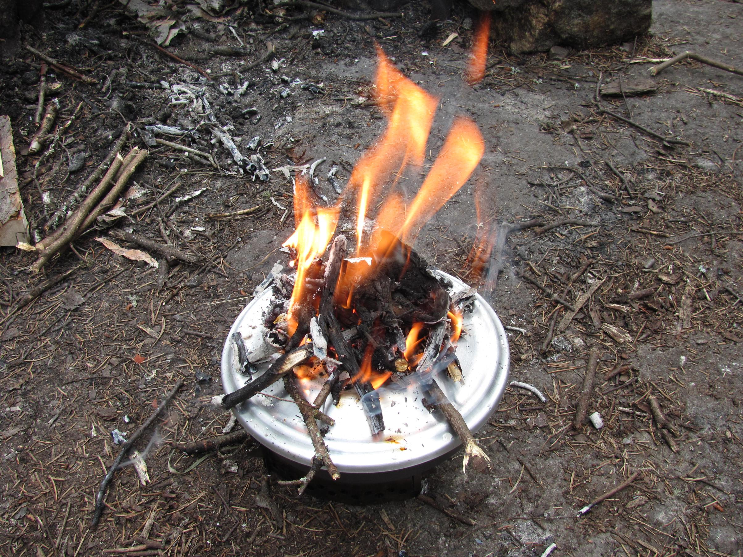 Twiggy Fire