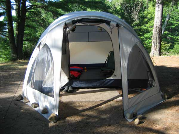 C&Right SUV Tent (works AWESOME with the LR3/4) Condition - New. Setup once. No tears or problems. Includes - poles stakes guy lines rain fly etc & FS: Kelty Green River 4 u0026 CampRight SUV Tent - ATL Area*** | Land ...