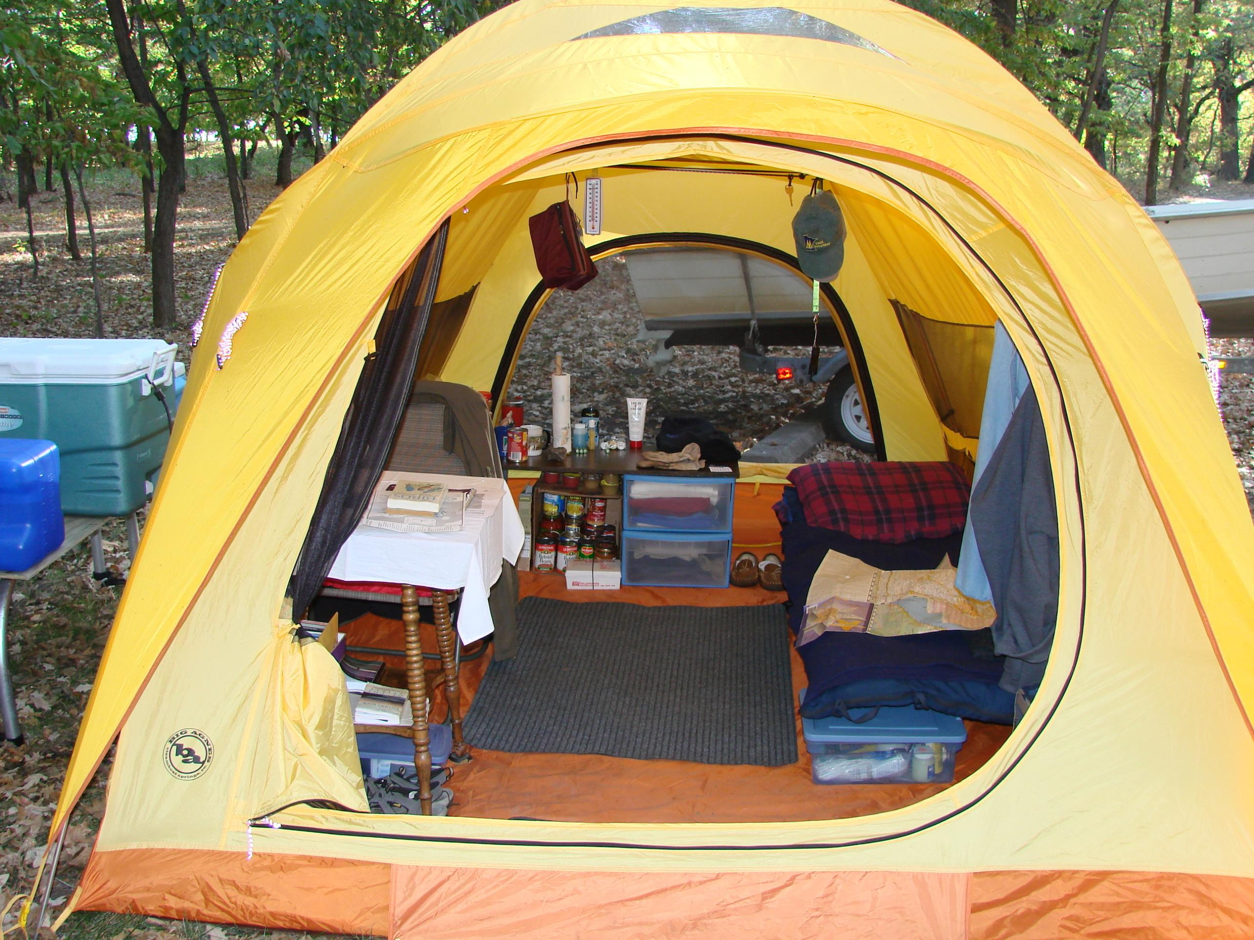 & BWCA Need a new car camping tent... Boundary Waters Gear Forum